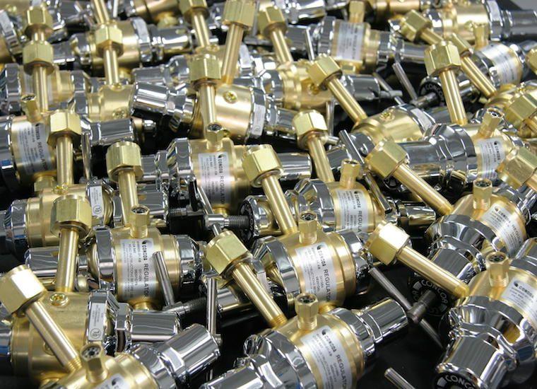 Distribuidores de gases